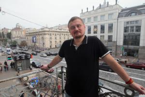 Андрей Кокотюха, украинский писатель