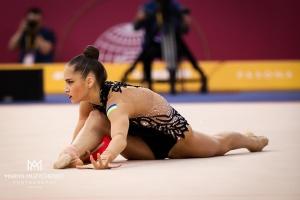 Украинские гимнастки Никольченко и Пограничная завоевали олимпийские лицензии