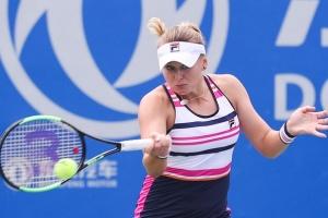 Козлова пробилась в основную сетку турнира WTA в Ухане