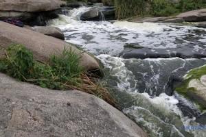 Токовские водопады – чудо среди днепровской степи
