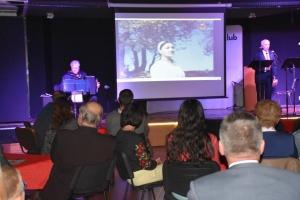 Вечір української поезії та прози відбувся у Братиславі
