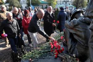 """Акція """"Мир і єдність Україні!"""" відбулась у Києві"""