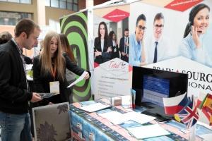 Ярмарок вакансій Kyiv Post Employment Fair зібрав 45 міжнародних компаній