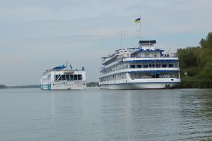 Цьогоріч Вилкове вже відвідали 33 круїзні судна