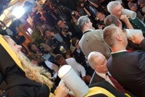 В Германии стартовал 186-й Октоберфест