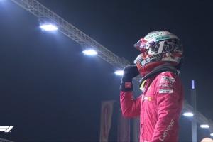Формула-1: Леклер выиграл квалификацию Гран-при Сингапура