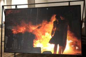 """У Відні відкрилася виставка творів українського мистецтва """"Між вогнем і вогнем"""""""