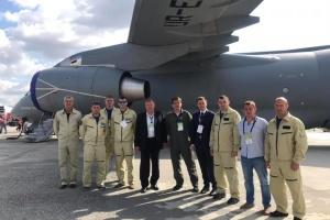 """У """"Антонові"""" кажуть, що інтерес до Ан-178 є навіть на рівні льотного складу"""