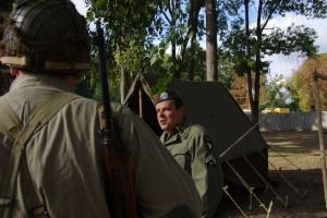 """Полтава отметила 75-летие советско-американской боевой операции """"Френтик"""""""