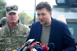 Загороднюк — про розведення на Донбасі: Ми не віримо, що у бойовиків є свобода вибору