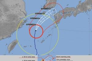 """Тайфун """"Тапа"""" наробив лиха в Японії: близько 20 постраждалих, є загиблий"""