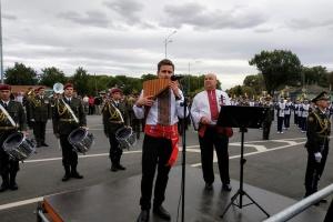 Парад оркестров, Макаревич и фейерверк: Чернигов отметил День города