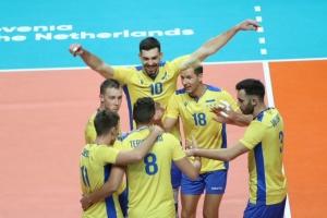 Украинец Семенюк - лучший блокирующий игрок ЧЕ по волейболу