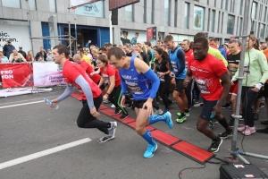 У Дніпрі пробігли традиційний АTB Dnipro Marathon