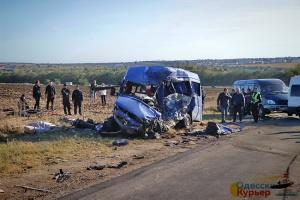 ДТП з дев'ятьма загиблими під Одесою: поліція затримала водія фури