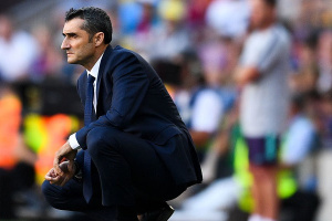 """""""Барселона"""" може звільнити Вальверде за результатами двох наступних матчів"""