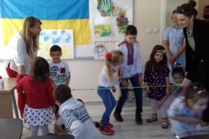 Українська школа «Веселка» в Стамбулі розпочала навчання
