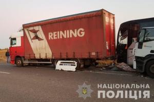 Іще одна смертельна ДТП з автобусом: на Київщині загинули троє людей
