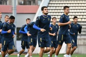 Матч Украина — Дания отбора молодежного Евро-2021 по футболу состоится во Львове