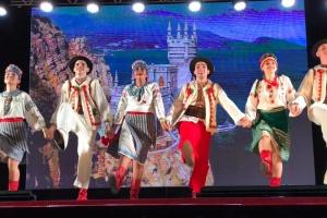 Діаспоряни у Бразилії взяли участь у міжнародному фольклорному фестивалі у Сан-Паулу
