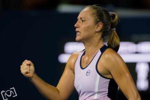 Бондаренко с поражения начала выступления в WTA-туре после года перерыва
