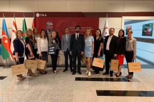 Українські дипломати та держслужбовці пройшли навчання в Туреччини