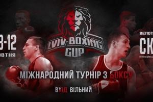 Бокс: турнир Lviv Boxing Cup 2019 пройдет по олимпийской системе