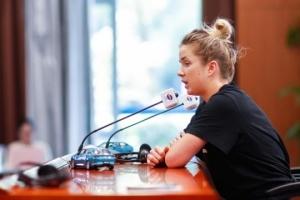 Світоліна: Підсумковий турнір WTA - моя мета на закінчення сезону