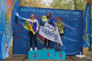 Шевченко и Ткачук - чемпионы Украины по 24-часовому бегу