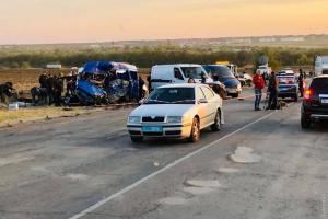 На Одещині, на місці ДТП з дев'ятьма жертвами, розширять дорогу
