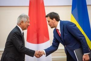 Гончарук пропонує Японії інвестувати в Чорнобильську зону