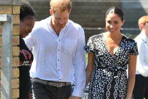 Принц Гаррі та Меган Маркл вирушили у королівський тур Південною Африкою