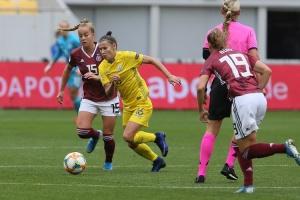 Матч Германия - Украина отбора женского Евро-2021 по футболу пройдет в Ахене