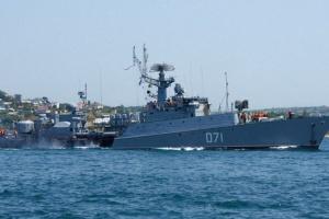 Знищення кораблів, висадка десанту й ракети: РФ провела навчання у Чорному морі