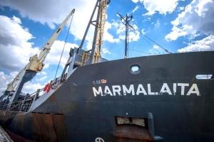 Звільнені моряки з судна Marmalaita вже у Німеччині