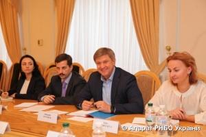 Данилюк розповів канадській делегації про реформу СБУ та Укроборонпрому