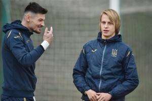 Шабанов вызван в сборную Украины на матчи против Литвы и Португалии