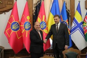 Україна і Британія визначили пріоритети в оборонній співпраці