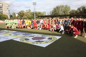 Лига участников АТО: завершился сезон в дивизионах «Юг» и «Восток»
