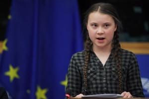 Юная экоактивистка на климатическом саммите ООН: Молодежь начинает понимать вашу измену