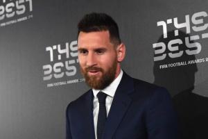 Мессі став кращим футболістом минулого сезону за версією ФІФА