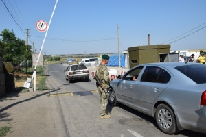 У пунктах пропуску на Донбасі очікують 230 авто