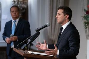 Зеленський подякував українській громаді у США за підтримку України