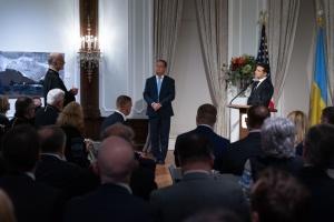 """""""Ви – наші найкращі дипломати"""": Зеленський подякував українській громаді у США"""
