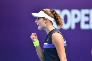Завацька стала автором кращого удару дня на турнірі WTA в Ташкенті