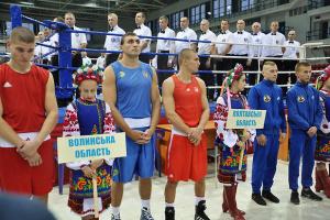 У Маріуполі стартував чемпіонат України з боксу серед чоловіків