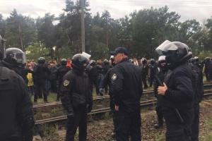 Главі поліції Львівщини пропонують звільнитися через силовий розгін активістів