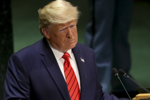 Трамп проходить щорічний медичний огляд