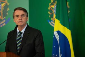 Президент Бразилії подякував Зеленському за підтримку в боротьбі з COVID-19