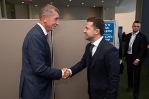Чешский премьер посетит Украину с экономической миссией в ноябре
